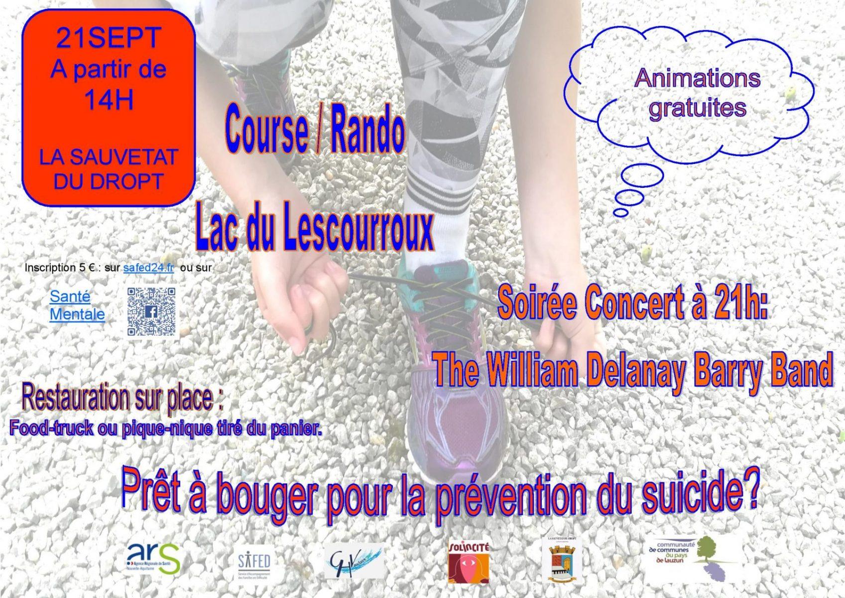 Journée Nationale de Prévention du Suicide le 21 Septembre à La Sauvetat du Dropt